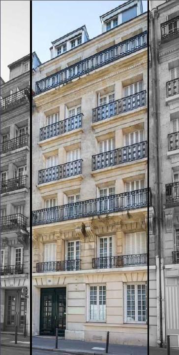 Achat appartement 2 pi ces paris 15 me appartement neuf for Appartement atypique 15eme