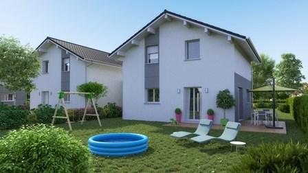 Maison  4 pièces + Terrain 512 m² Seynod par M C A  Maisons et Chalets des Alpes