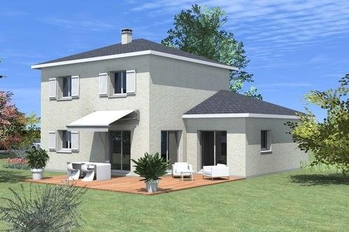 Maison  4 pièces + Terrain 255 m² Voreppe par BEAUMONT CONSTRUCTION 38