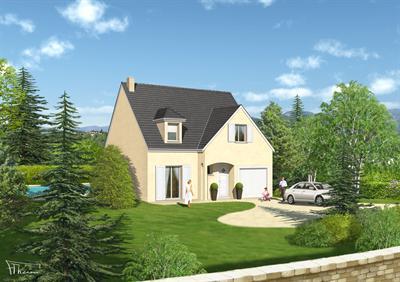 Maison  5 pièces + Terrain 750 m² Echenon par Top Duo Dijon