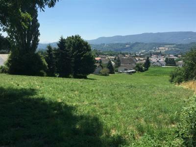 Investissement Terrain 392m² Vallières