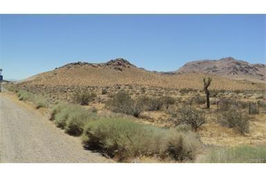 Vente Terrain Mojave