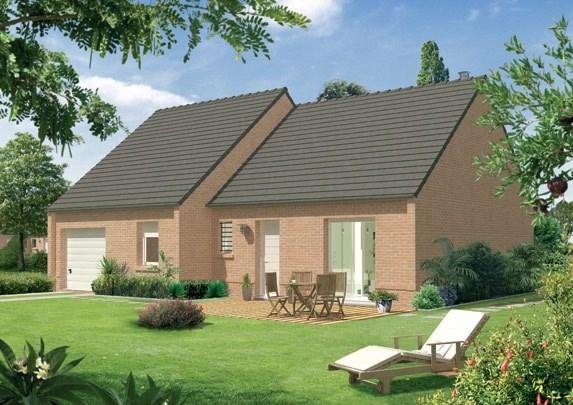 Maison  2 pièces + Terrain 400 m² Carvin par Maison Familiale Mazingarbe