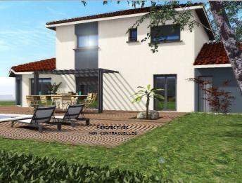 Maison  5 pièces + Terrain 500 m² Anse par TRADICONFORT 69