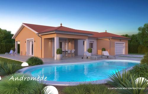 Maison  4 pièces + Terrain 700 m² Villette d'Anthon (38280) par BATI EST