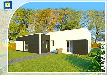 Maison  4 pièces + Terrain 501 m² Coltainville par MAISONS SESAME