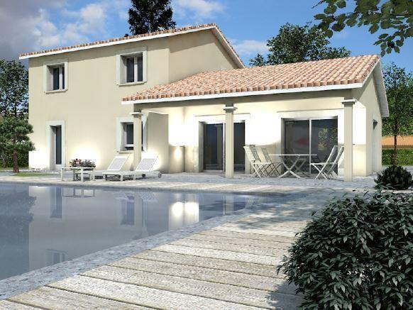 Maison  6 pièces + Terrain 1151 m² La Roche-Vineuse par MAISONS ARLOGIS