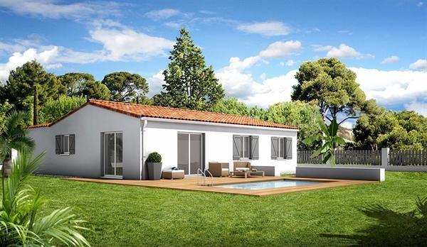 Maison  5 pièces + Terrain 472 m² Vergeroux par LES LOGIS DU PERTUIS
