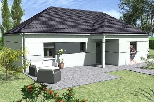 Maison  5 pièces + Terrain 668 m² Aillant-sur-Tholon par MAISONS LENAC