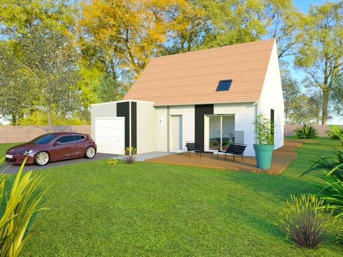 Maison  5 pièces + Terrain 600 m² Septeuil par MAISONS SESAME