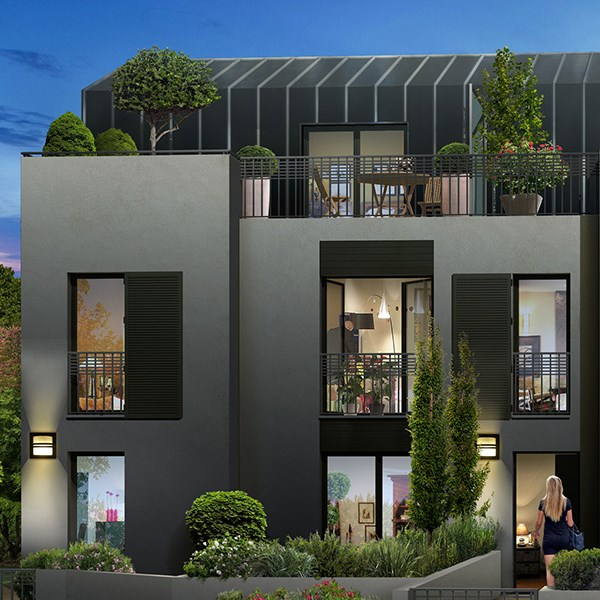 La mar chalerie programme immobilier neuf rueil malmaison for Immobilier neuf idf