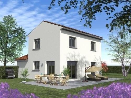 Maison  4 pièces + Terrain 424 m² Solaize par CREAVILLA 69