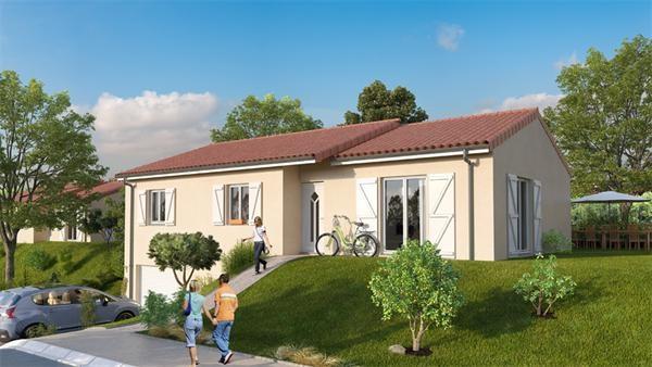 Maison  5 pièces + Terrain 675 m² Sayat (63530) par TRADIMAISONS