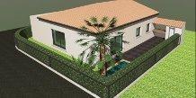 Maison  4 pièces + Terrain 285 m² Perpignan (66000) par A M CONSTRUCTIONS
