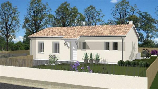 Maison  4 pièces + Terrain Beychac et Caillau par IMMO DE FRANCE IGT