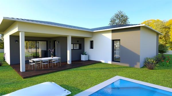 Maison  7 pièces + Terrain 1400 m² Guillos par MAISON CLEO