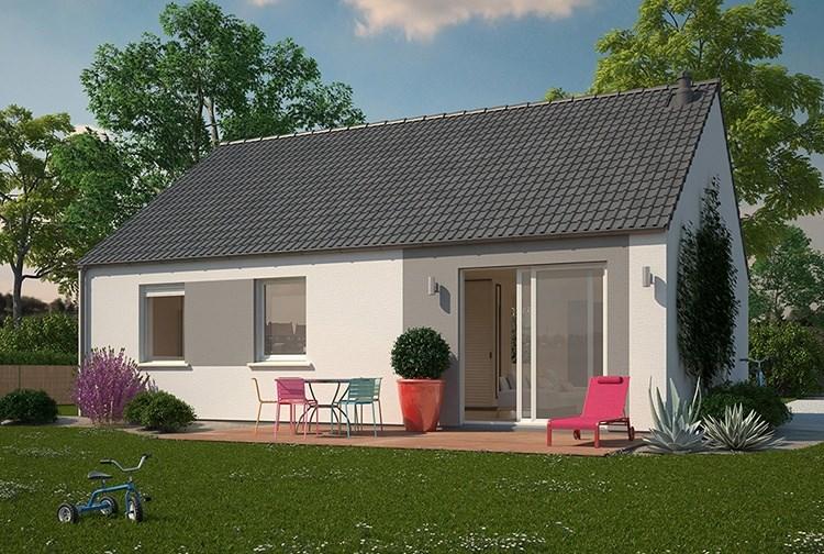 Maison  5 pièces + Terrain 670 m² Saint-Gobain par Maisons Phénix Saint Quentin