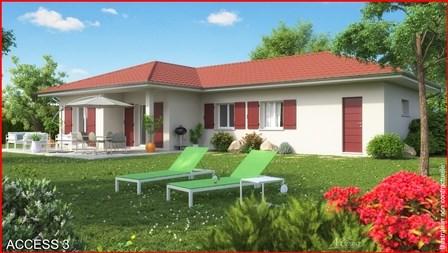 Maison  4 pièces + Terrain 500 m² Aiton par MAISONS ET CHALETS DES ALPES MCA