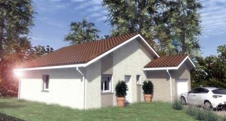 Maison  4 pièces + Terrain 600 m² Seyssel par MAISONS VESTALE 74