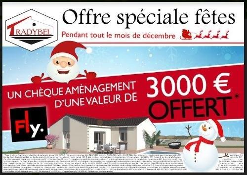 Maison  5 pièces + Terrain 400 m² Valence par TRADYBEL 26