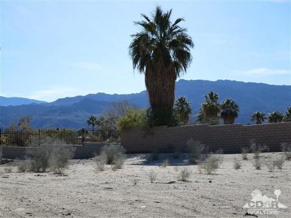 Vente Terrain 1011m² Palm Desert