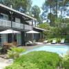 Location vacances - Villa 6 pièces - 230 m2 - Lacanau Ocean