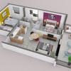 Produit d'investissement - Appartement 2 pièces - 42 m2 - Perpignan - Photo