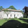 Vente - Maison de maître 8 pièces - 180 m2 - Saint Martin de Gurson
