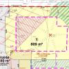 Terrain terrain la tour-de-salvagny 809 m² La Tour-de-Salvagny - Photo 1