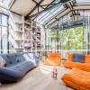 Vente de prestige - Loft 5 pièces - 180 m2 - Paris 18ème