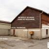 Vente - Entrepôt - 660 m2 - Mary sur Marne