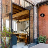 Loft/atelier/surface loft lamarck caulaincourt Paris 18ème - Photo 4