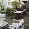 Location de prestige - Maison contemporaine 6 pièces - 147 m2 - Paris 20ème