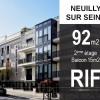 Vente - Appartement 3 pièces - 92 m2 - Neuilly sur Seine