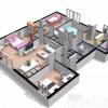 Appartement 5 pièces Wissous - Photo 5