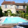 Venta  - casa antigua 10 habitaciones - 350 m2 - Crespières