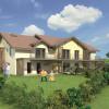 Lançamento - Programme - Villaz - immeuble avec 1 étage - Photo