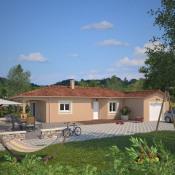 Maison 7 pièces + Terrain Villette-d'Anthon