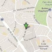 location Maison / Villa 7 pièces Paris 19ème