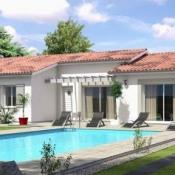 Maison avec terrain La Croix-Blanche 95 m²