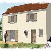 Maison 7 pièces + Terrain Breuillet