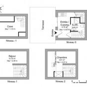 location Maison / Villa 2 pièces Amiens