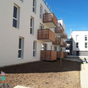 Bondoufle, Appartement 2 pièces, 38,66 m2