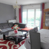 Quetigny, Appartement 4 pièces, 76,45 m2