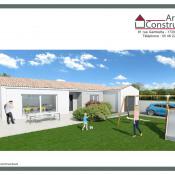 Maison 4 pièces + Terrain Saint-Nazaire-sur-Charente