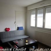 vente Appartement 3 pièces Saint-Nazaire