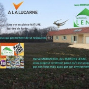 Terrain 4000 m² Montaron (58250)