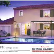Maison 4 pièces + Terrain Saint-Martin-du-Var