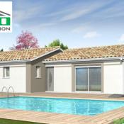 Terrain 800 m² Salles (33770)