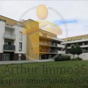 Rental apartment Montgermont 430€cc - Picture 1